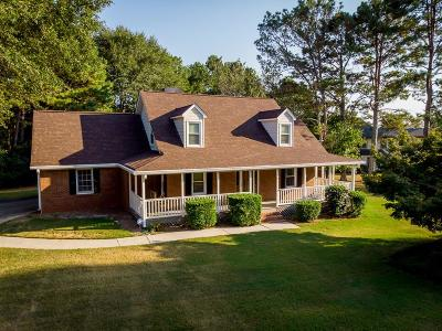Rockdale County Single Family Home For Sale: 3483 Honeycomb Drive SE