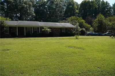 Austell Single Family Home For Sale: 4761 Hemlock Drive