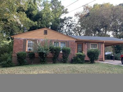 Decatur Single Family Home For Sale: 3253 Canary Court