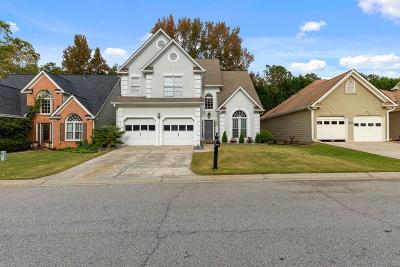 Marietta Single Family Home For Sale: 1461 Rosewood Creek Drive