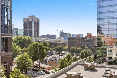 Atlanta Condo/Townhouse For Sale: 400 W Peachtree Street NW #706