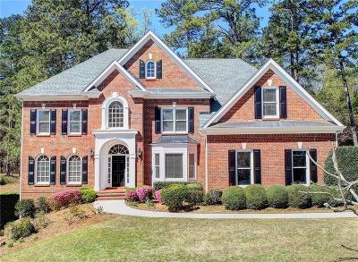 Forsyth County Single Family Home For Sale: 7845 Tintern Trace