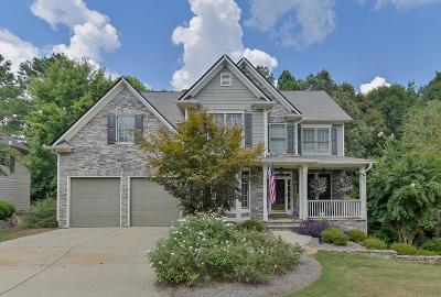 Paulding County Single Family Home For Sale: 127 Adelaide Crossing