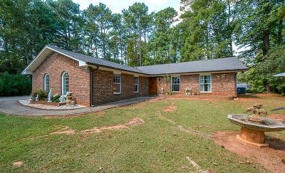 Suwanee Single Family Home For Sale: 355 Buck Court