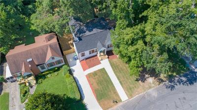 Atlanta Single Family Home For Sale: 1368 Richland Road SW