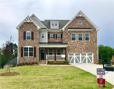 Forsyth County Single Family Home For Sale: 5965 Hidden Ridge Court