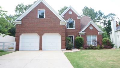 Fulton County Rental For Rent: 5360 Derby Chase Court