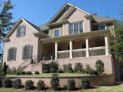Acworth Single Family Home For Sale: 2215 Blackwell Chase Court