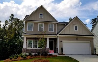 Cherokee County Single Family Home For Sale: 402 Royal Harmony Drive