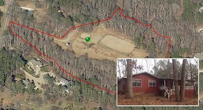 Milton Single Family Home For Auction: 15235 Birmingham Highway