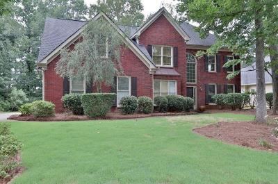 Forsyth County Single Family Home For Sale: 2480 Bexford View