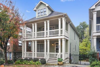 Atlanta Rental For Rent: 607 McGruder Street NE