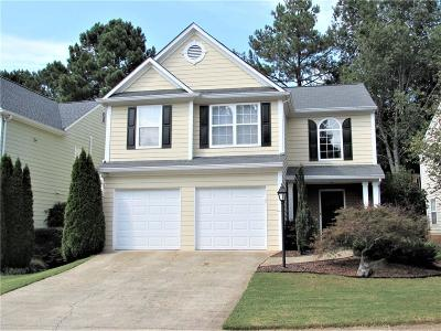 Marietta Single Family Home For Sale: 1321 Glenover Way