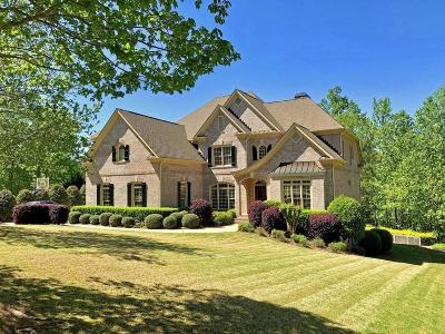 Suwanee Single Family Home For Sale: 9080 Bedford Way