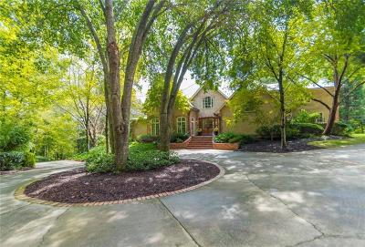 Atlanta Single Family Home For Sale: 4864 Northside Drive