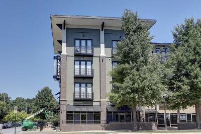 Chamblee Condo/Townhouse For Sale: 5300 Peachtree Road NE #2604