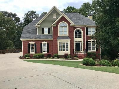 Dallas Single Family Home For Sale: 181 Monticello Court
