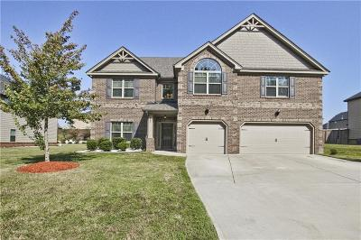 Grayson Single Family Home For Sale: 567 Gadwall Drive