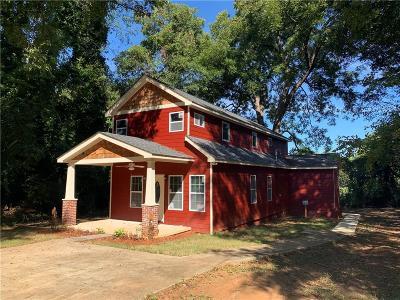 Atlanta Single Family Home For Sale: 1409 SW Bridges Avenue SW