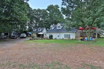 Cumming Single Family Home For Sale: 2565 State Barn Road