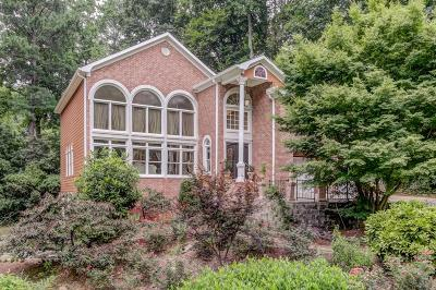 Marietta Single Family Home For Sale: 5300 Mill Run Drive