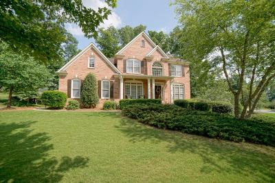 Suwanee Single Family Home For Sale: 4010 Whispering Pines Court