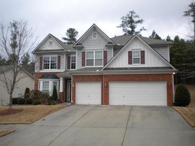 Loganville Single Family Home For Sale: 1102 Preserve Park Drive