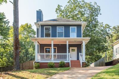 Atlanta Single Family Home For Sale: 397 Nolan Street SE