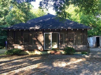 Monroe Single Family Home For Sale: 121 W Marable Street