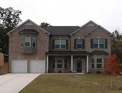 Douglasville Single Family Home For Sale: 3525 Lindsy Brooke Court