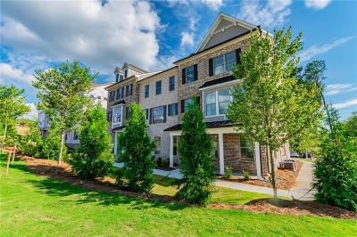 Snellville Condo/Townhouse For Sale: 2172 Talmai Drive #99
