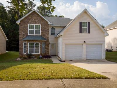 Snellville Single Family Home For Sale: 5020 Harley Beth Drive