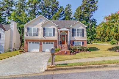 Lilburn Single Family Home For Sale: 5479 Durham View Court NW
