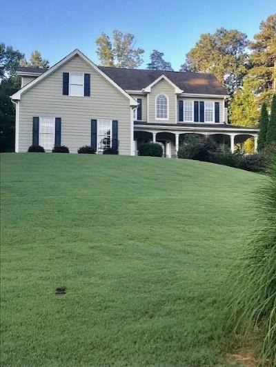 Gainesville Single Family Home For Sale: 5064 Cotton Mill Court