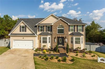 Douglasville Single Family Home For Sale: 4452 Pale Face Drive