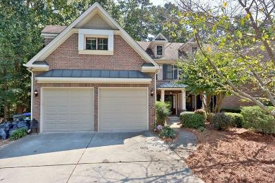 Roswell Single Family Home For Sale: 10152 Wooten Road
