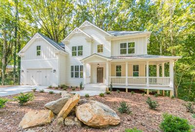 Roswell Single Family Home For Sale: 1700 Ridgefield Drive
