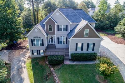 Roswell Single Family Home For Sale: 290 Knoll Woods Terrace