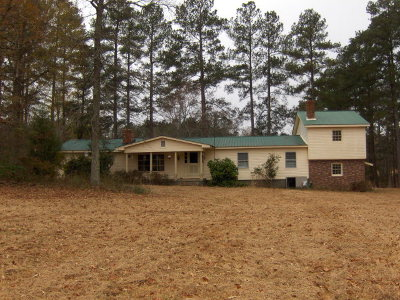 Lincolnton Single Family Home For Sale: 6383 Lincolnton Road