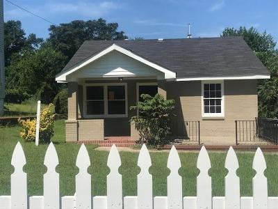 Augusta Single Family Home For Sale: 1529 Schley Street