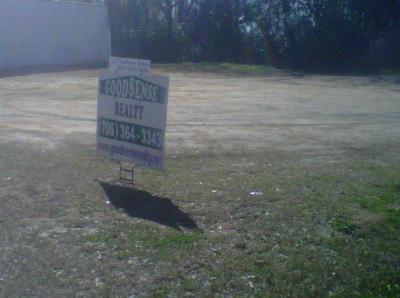 Augusta Commercial For Sale: 1136 Laney Walker Blvd