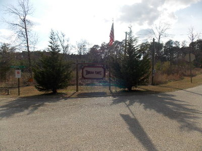Lincolnton Residential Lots & Land For Sale: 14 Comanche Circle