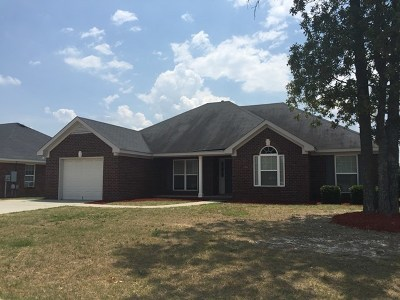 Hephzibah Single Family Home For Sale: 3708 Bansbury Place