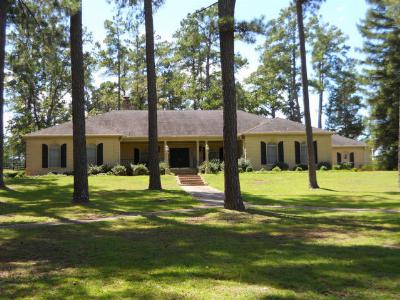 Augusta Single Family Home For Sale: 4453 Mike Padgett Hwy