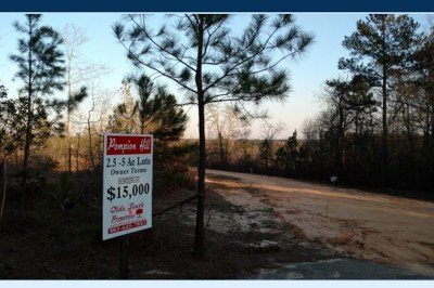 Aiken Residential Lots & Land For Sale: Lot 6 Old Draft Trail