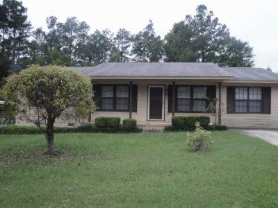 Richmond County Single Family Home For Sale: 2434 Lennox Road