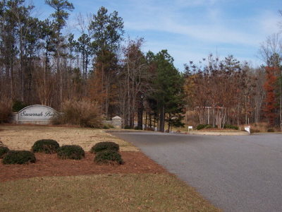 Lincolnton Residential Lots & Land For Sale: Lot 10-A Savannah Bay Drive