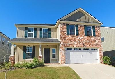 Grovetown Single Family Home For Sale: 447 Riley Lane