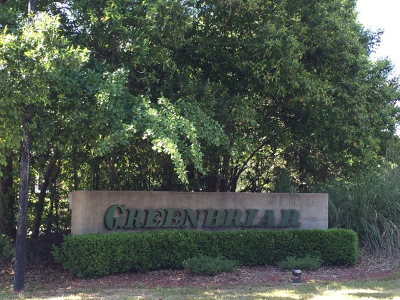 North Augusta Residential Lots & Land For Sale: Lot 16 Greenbriar Road