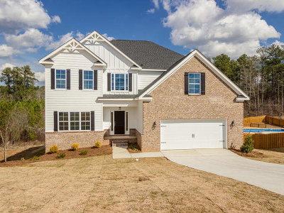 Evans Single Family Home For Sale: 4547 Willie Daniel Drive